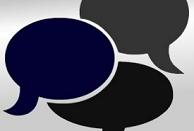 Bloggande är en konversation