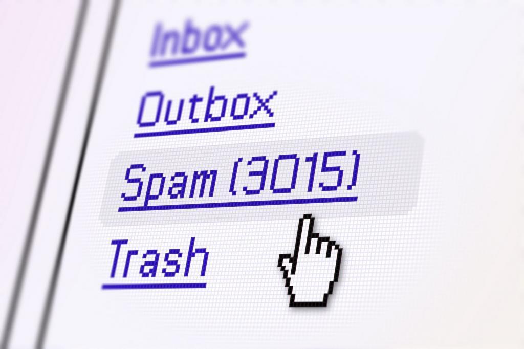 Jobbansökningar som spam