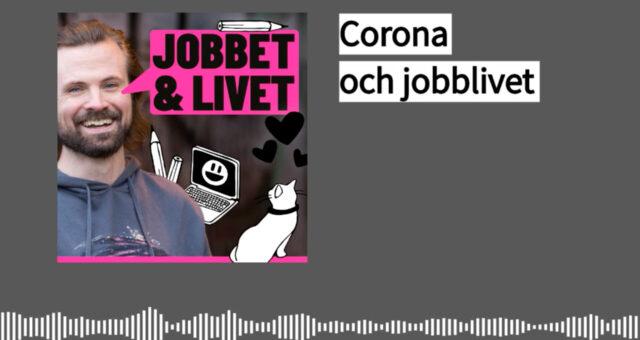 Corona och jobblivet